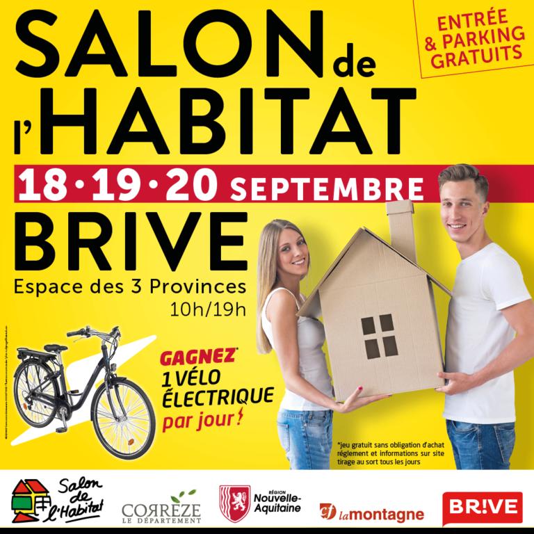 Salon de l'habitat de Brive 2020