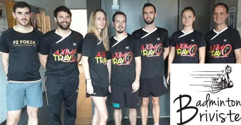 Badminton Briviste