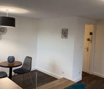 Appartement T2 rénover pour du locatif haut de gamme