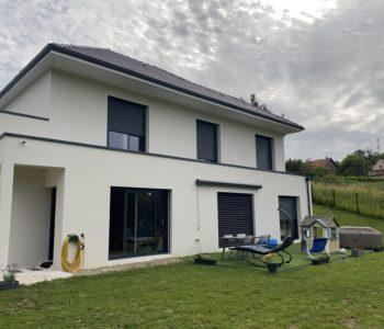 Auto-construction maison neuve