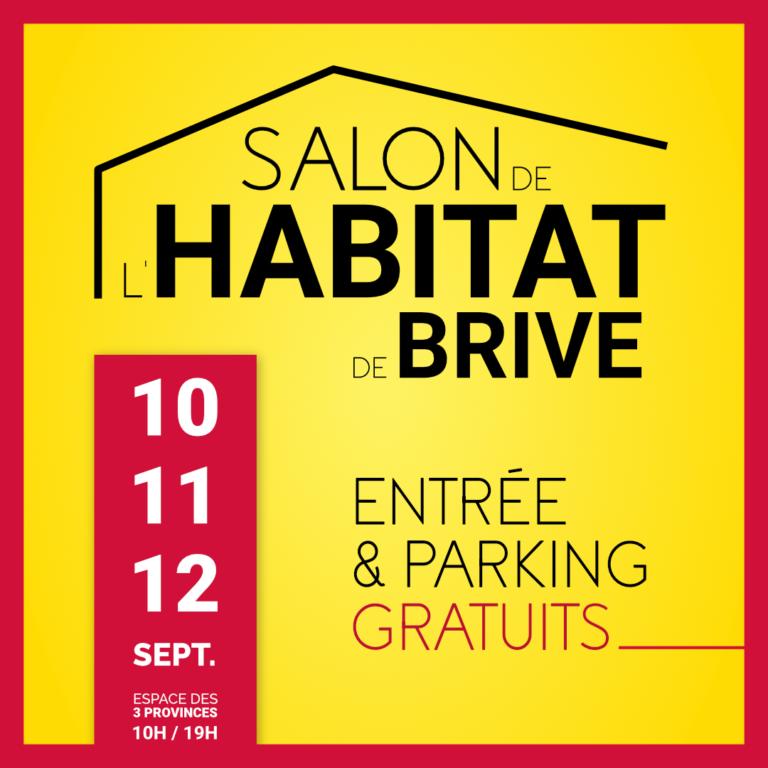 Salon de l'habitat 2021 à Brive La Gaillarde